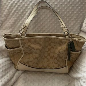 COPY - Coach purse or diaper bag
